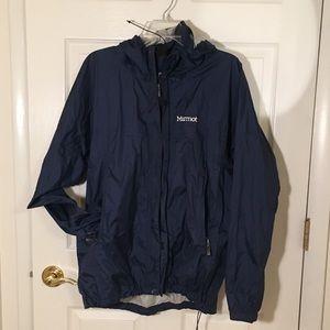 Marmot arm vent windbreaker rain jacket
